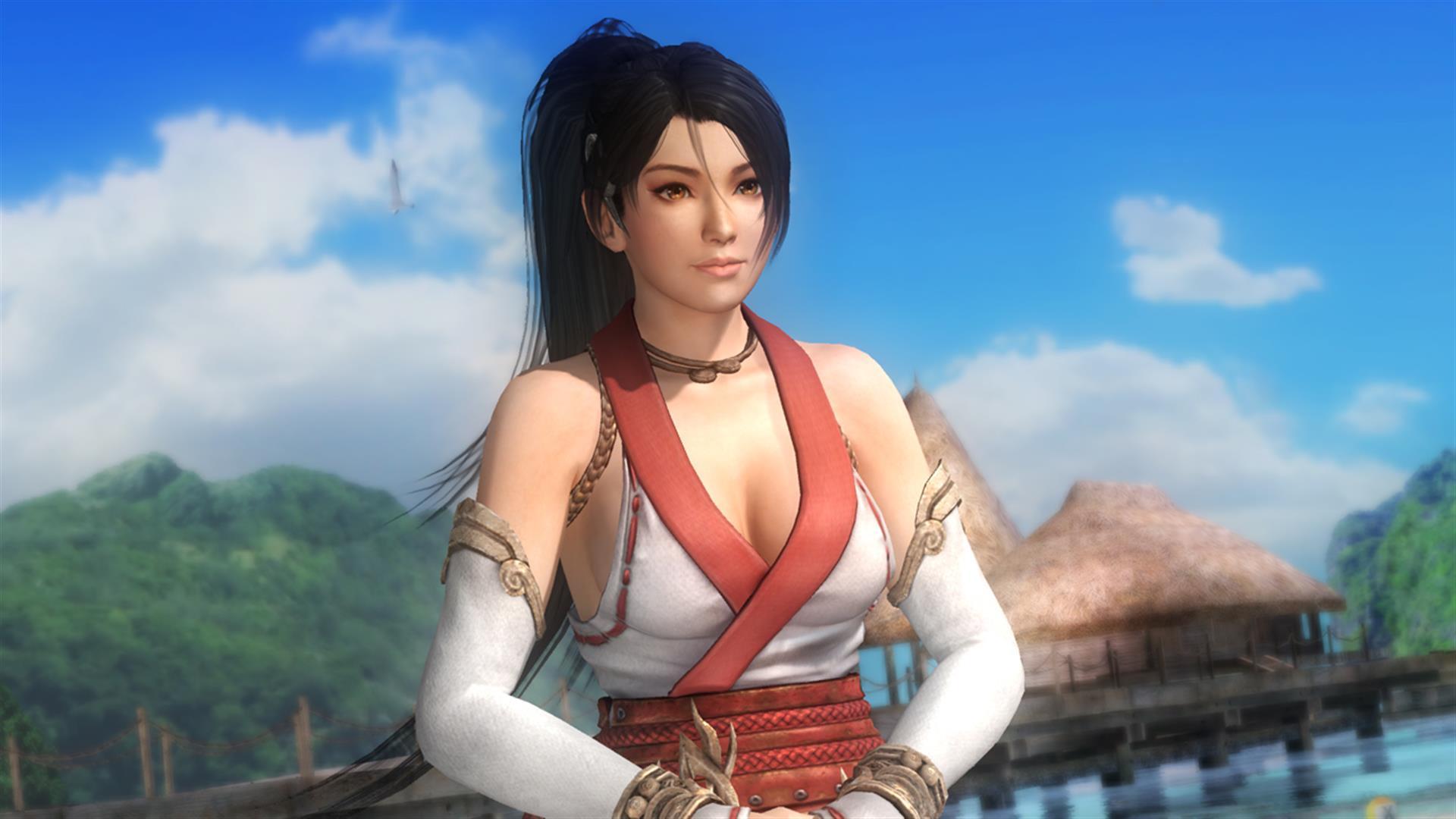 Momiji จาก Ninja Gaiden จะเข้าร่วมศึก Dead or Alive 6