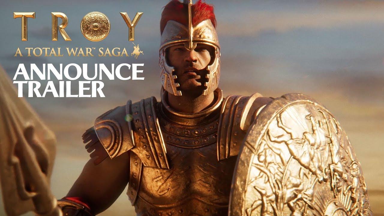 เปิดตัว A Total War Saga: TROY ตำนานบทใหม่ของเกมวางแผนชื่อก้อง