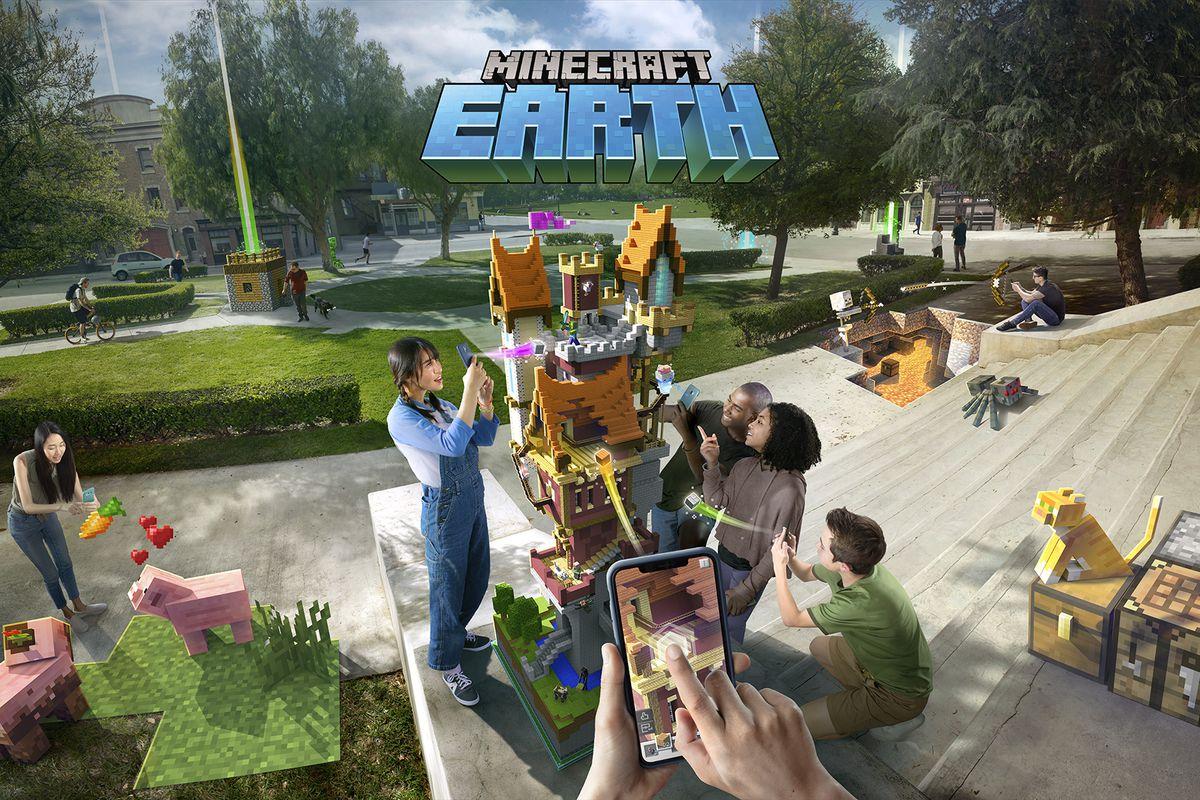 ทีมพัฒนา Minecraft Earth เผยว่าพวกเขาไม่คิดจะทำเกมก๊อป Pokemon Go!