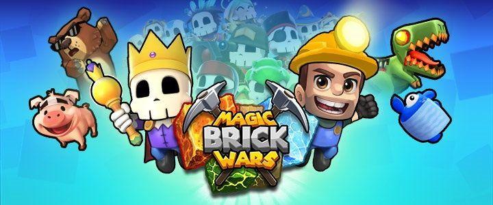 Magic Brick Wars เกมใหม่ในรอบ 3 ปี ของ Halfbrick Studios