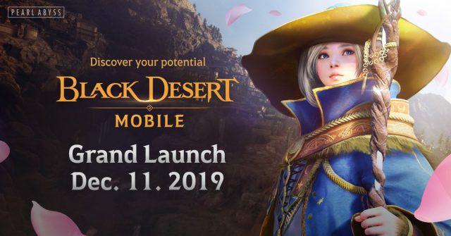 Black Desert Mobile เตรียมเปิดตัวอย่างเป็นทางการทั่วโลก (รวมถึงประเทศไทย)