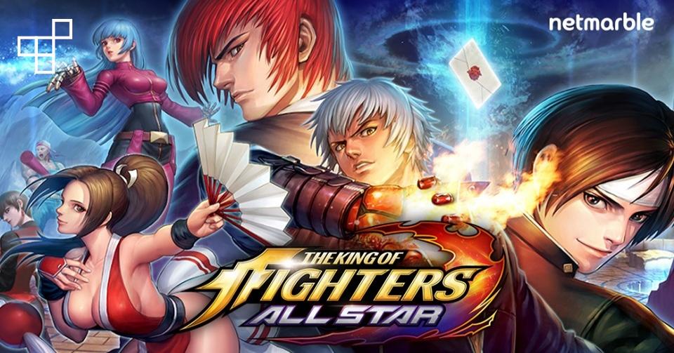 KOF ศึกสุดท้าย – AllStar จากตำนานเกมต่อสู้ สู่ยอดเกมแนว RPG สุดเพลิน