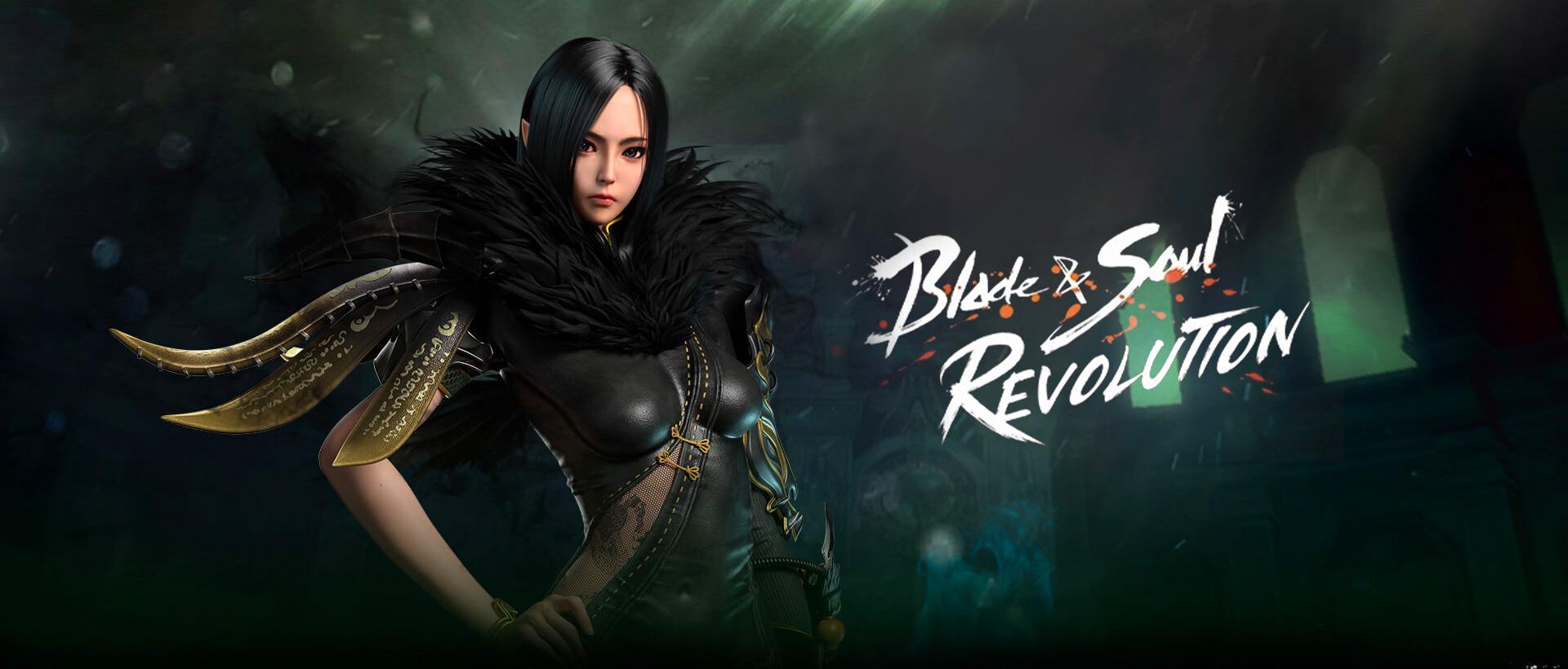 'หุบเขามังกรผงาด' ใน Blade&Soul Revolution