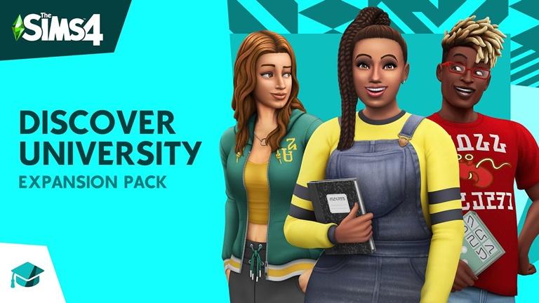 The Sims 4 Discover University มหาลัยสุดป่วนคนอลเวง