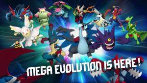 Pokemon Go เพิ่มฟังก์ชั่น Mega Evolution เพิ่มพลังไปอีกขั้น