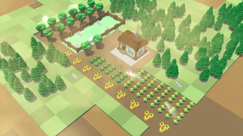 Desktop Farm ให้คุณได้สนุกกันแล้วที่ ลด 50 บาท
