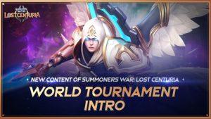 Summoners War: Lost Centuria อัปเดตโหมด World Tournament